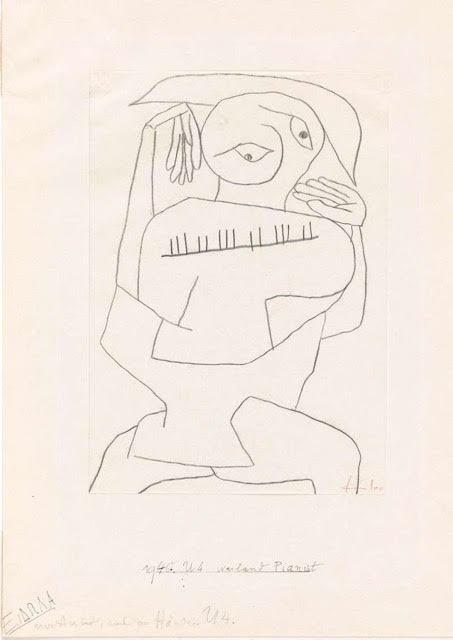 "Paul Klee called ""Embodying Music"""