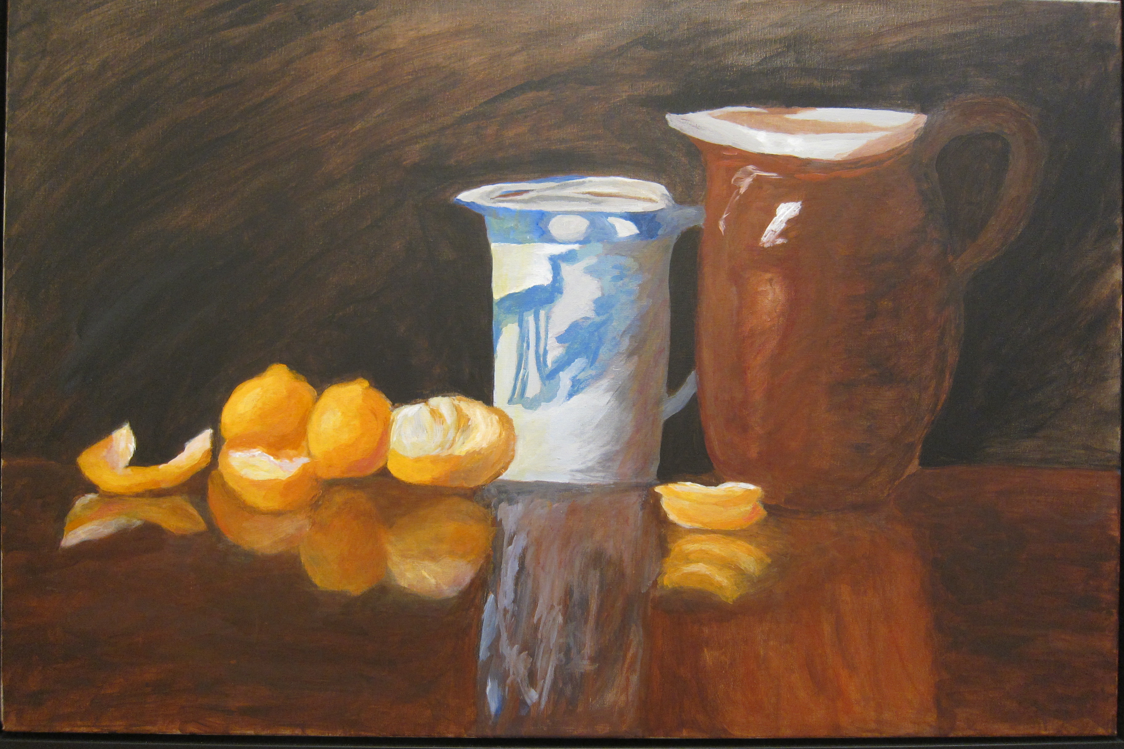 Marys still life