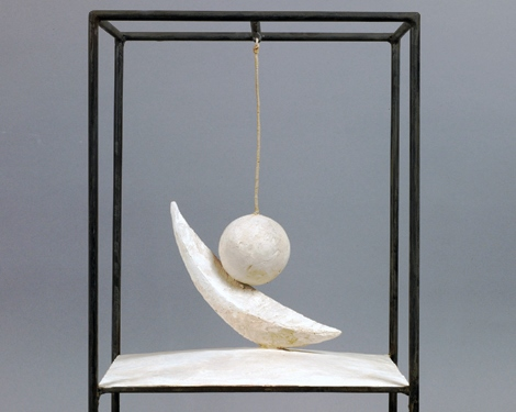 Giacometti Suspended Ball