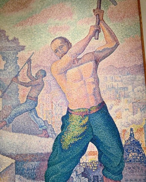 seurat demolotion worker
